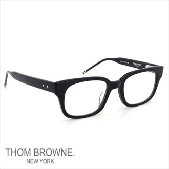 Thom glasses THOM BROWNE. NEW YORK EYEWEAR (Thom York) glasses [TB-401 D-NVY-49.5size D-dry Nvy/CLER] TB-401-D-NVY-49.5 p08pr16