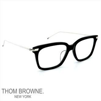 Thom glasses THOM BROWNE. NEW YORK EYEWEAR (Thom York) glasses TB-701-E-BLK-SLV-53 P08Apr16