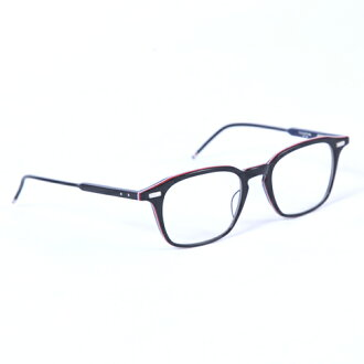 Tom Brown眼镜THOM BROWNE眼镜EYEWEAR black rwb tb-406-a 2016新作品P08Apr16