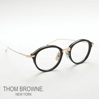 Thom glasses THOM BROWNE. NEW YORK EYEWEAR (Thom York) glasses TB-011-A-BLK-GLD-49 P08Apr16