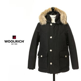 【2021 クリアランス】ウールリッチ / WOOLRICH メンズ ダウンジャケット ARCTIC ANORAK WOCPS2896 テフロン加工 ブラック wocps-2896-blk