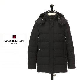 【2021 クリアランス】ウールリッチ / WOOLRICH メンズ ダウンジャケット SIERRA LONG WOLOW0009 ブラック wolow-0009-100