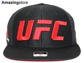 REEBOK UFC 【FLAT VISOR FLEX/BLK】 リーボック [19_5RE]