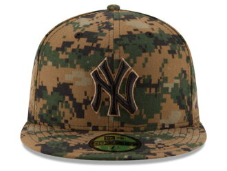 fe8f68457cc auc-amazingstore  NEW ERA NEW YORK YANKEES new gills New York Yankees on  field Memorial Day 59FIFTY CAP camouflage  hat headgear new era cap  15 5 5MLB  ...