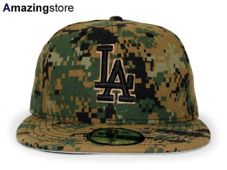 f425eec5 NEW ERA LOS ANGELS DODGERS new gills Los Angeles Dodgers on field Memorial  Day 59FIFTY CAP camouflage [hat headgear new era cap 17_1_27]