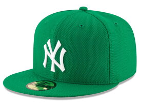 NEW ERA NEW YORK YANKEES 【MLB 2016 ST PATRICKS DAY DIAMOND ERA/GRN】 ニューエラ ニューヨーク ヤンキース 59FIFTY フィッテッド キャップ FITTED CAP セント・パトリックス・デー [帽子 new era cap ニューエラキャップ 16_3_2 17_3_16]