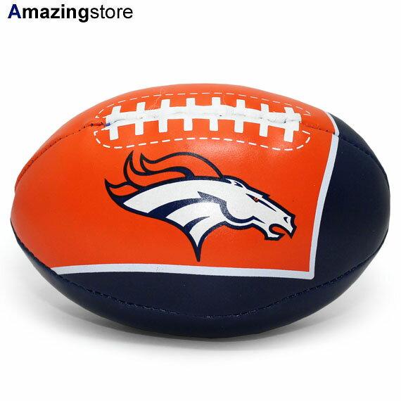 【あす楽対応】ローリングス ソフティーボール デンバー ブロンコス 【NFL SOFTEE FOOTBALL/NAVY-ORG】 RAWLINGS DENVER BRONCOS [for3000 19_3RE]