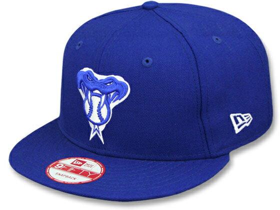 NEW ERA ARIZONA DIAMONDBACKS 【MLB COOP TEAM-BASIC SNAPBACK/RYL-WHT】 ニューエラ アリゾナ ダイヤモンドバックス 9FIFTY スナップバック [17_10_1SNA 17_10_2 17_10RE]