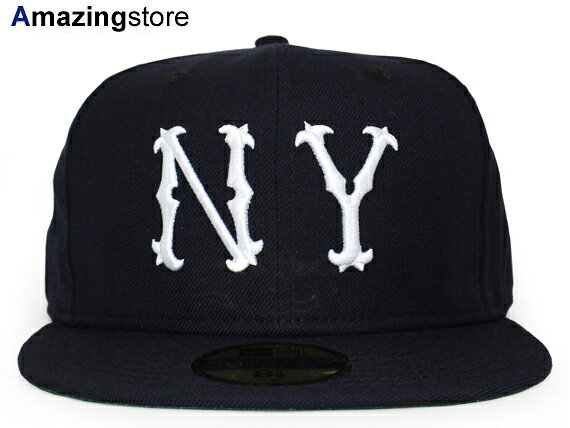NEW ERA NEW YORK HIGHLANDERS 【MLB COOPERSTOWN 1903 GAME/NAVY】 ニューエラ ニューヨーク ハイランダーズ [BIG_SIZE 17_12RE]
