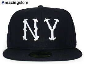 NEW ERA NEW YORK HIGHLANDERS 【MLB COOPERSTOWN 1903 GAME/NAVY】 ニューエラ ニューヨーク ハイランダーズ [BIG_SIZE 19_7RE 19_8RE]