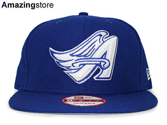 NEW ERA LOS ANGELES ANGELS OF ANAHEIM 【MLB COOP TEAM-BASIC SNAPBACK/RYL-WHT】 17_12_3aag