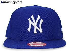 NEW ERA NEW YORK YANKEES 【MLB TEAM-BASIC SNAPBACK/RYL-WHT】 ニューエラ ニューヨーク ヤンキース 9FIFTY スナップバック [17_10_1SNA 17_10_2 17_10RE]