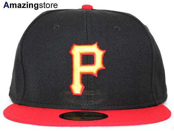 【あす楽対応】ニューエラ ピッツバーグ パイレーツ 【MLB OLD AUTHENTIC COLOR GAME 1999-2000 ALT/BLK-RED】 NEW ERA PITSBURGH PIRATES [18_4_1COOP]