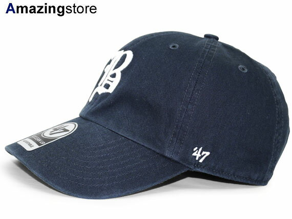 47ブランド アトランタ ブレーブス 【MLB COOPERSTOWN CLEAN UP STRAPBACK/NAVY】 47BRAND ATLANTA BRAVES [18_6_5FTS 18_7_1]