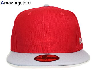 NEW ERA new era flag blank 59FIFTY fitted FIED CAP [big hat head gear new era cap new era caps new era Cap size mens ladies headwear plain]