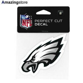 【あす楽対応】ウィンクラフト ステッカー フィラデルフィア イーグルス 【PHILADELPHIA EAGLES NFL PERFECT CUT DECAL】 WINCRAFT [for3000 19_5_5ACC 19_6_1]