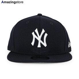 ニューエラ ニューヨーク ヤンキース 9FIFTY スナップバック キャップ 【MLB TEAM-BASIC SNAPBACK CAP/NAVY-WHITE】 NEW ERA NEW YORK YANKEES ネイビー [20_1_3NE 20_1_4]