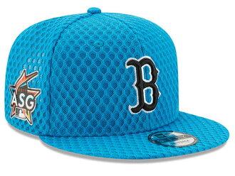 auc-amazingstore  NEW ERA BOSTON RED SOX new gills Boston Red Sox 9FIFTY snapback  home-run derby MLB all-stars blue blue  hat men gap Dis 2017HRD 17 7 3  ... 8a1526b72609