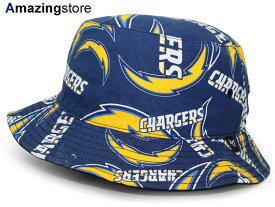 cac3d50e234 47BRAND SAN DIEGO CHARGERS  BRAVADO BUCKET HAT NAVY  フォーティーセブンブランド サンディエゴ  チャージャーズ バケットハット NFL ネイビー 紺  帽子 HEADWEAR ...