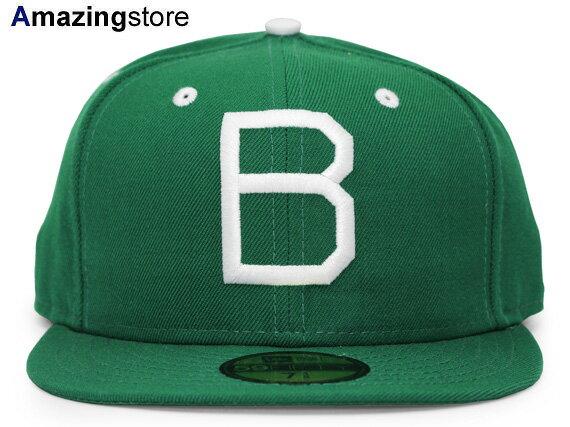 ニューエラ ブルックリン ドジャース 【MLB COOPERSTOWN 1941-1942 GAME/GRN】 NEW ERA BROOKLYN DODGERS [18_3_4COOP]