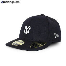 ニューエラ 59FIFTY ニューヨーク ヤンキース 【MLB COOPERSTOWN LC LOW-CROWN FITTED CAP LP/NAVY】 NEW ERA NEW YORK YANKEES ネイビー [20_3_4]