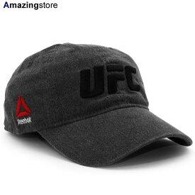 リーボック UFC スナップバック 【BOX LOGO ADJUSTABLE SLOUCH SNAPBACK/GREY】 REEBOK [19_7_5UFC 19_8_2]