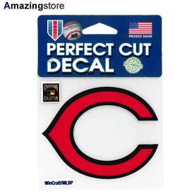 【あす楽対応】ウィンクラフト ステッカー クリーブランド インディアンス 【CLEVELAND INDIANS MLB COOPERSTOWN PERFECT CUT DECAL-1】 WINCRAFT [for3000 18_12_4ACC 18_12_5]
