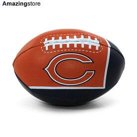 ローリングス ソフティーボール シカゴ ベアーズ 【NFL SOFTEE FOOTBALL/NAVY-ORANGE】 RAWLINGS CHICAGO BEARS ネイビー オレンジ [for3000 20_9_1ACC 20_9_2]