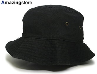 NEWHATTAN new Hatten solid bucket Hat [Hat headgear cap Cap large size mens ladies headwear incl. 1,944 Yen New York NEW YORK cotton 100% P06Dec14]