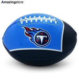 【あす楽対応】ローリングス ソフティーボール テネシー タイタンズ 【NFL SOFTEE FOOTBALL/NAVY-LT BLUE】 RAWLINGS TENNESSEE TITANS [for3000 20_4RE_20_5RE]