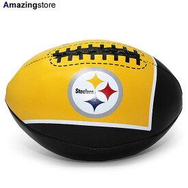 【あす楽対応】ローリングス ソフティーボール ピッツバーグ スティーラーズ 【NFL SOFTEE FOOTBALL/GOLD-BLK】 RAWLINGS PITTSBURGH STEELERS [for3000 20_4RE_20_5RE]