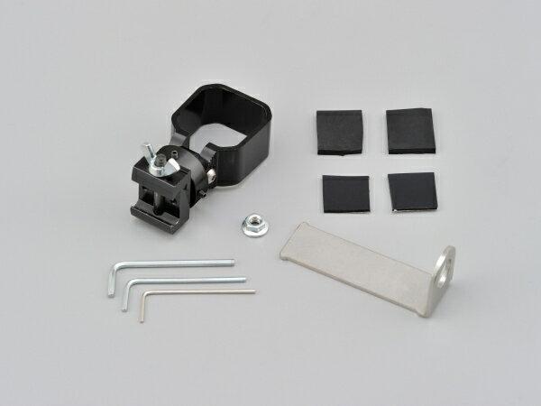 【96867】ドライブレコーダーDDR-S100用アルミ製マウントセット ハーレーパーツ