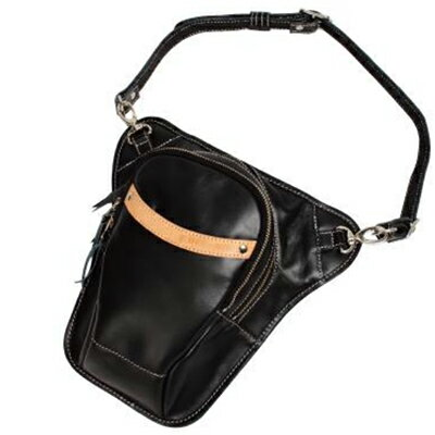 【w-39】Leather Holster Bag ハーレーアパレル