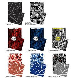 【rr7600cb】 マルチネックゲーター カーボン デジタルカモフラージュ CORPブラック CORPブルー CORPレッド SP&CHブラック SP&CHブルー SP&CHレッド ハーレーパーツ