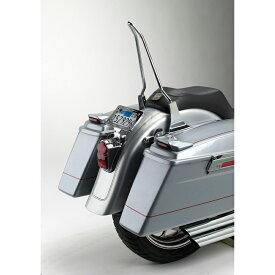 【15010025】 Cycle Visions ATTITUDE シーシーバー クローム 高さ:18インチ (45.7cm) 幅:8-3/4インチ (22.2cm) ハーレー