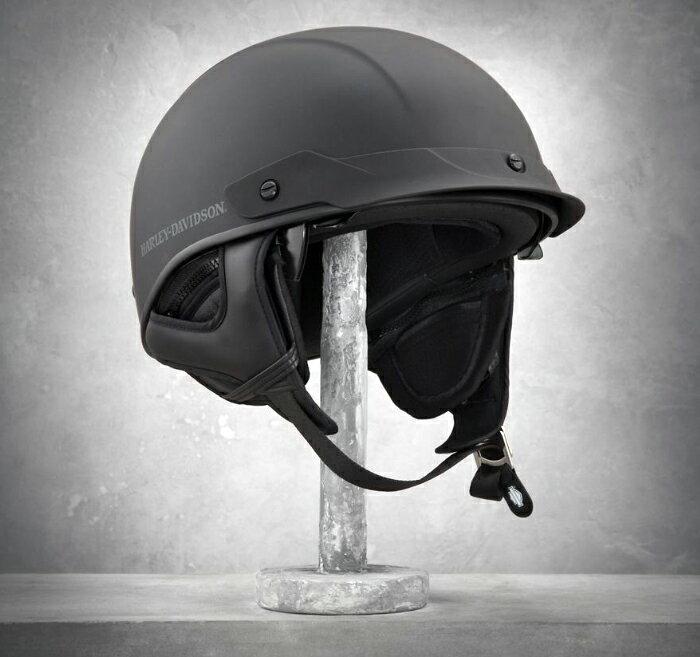 【98390-16vm】 Lucid Ultra-Light Sun Shield J03 Half Helmet XS/S/M/L/XL ハーレーアパレル