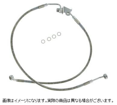 【17411789】 リアブレーキラインキット ソフテイル用 ハーレーパーツ
