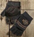 【グローブ】 Interface Fingerless Gloves ◆ハーレー◆