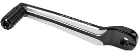 【16021163】 RSD シフトレバー:コントラストカット/1999年以降ツーリング、トライクモデル、2000〜17年FLソフテイルモデルに適合