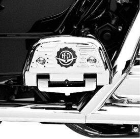 【50246-00】 パッセンジャーフットボードカバー/ロードキングクラシックスタイル ハーレー純正パーツ