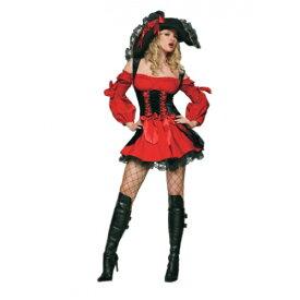 女海賊 Vixen 衣装、コスチューム大人女性用