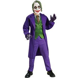 バットマン ダークナイト ジョーカー デラックス 衣装、コスチューム コスプレ 子供男性用