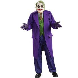 バットマン ダークナイト ジョーカー デラックス 衣装、コスチューム コスプレ 大人男性用