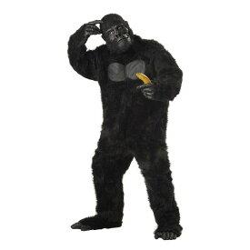 GORILLA ゴリラ 動物 着ぐるみ 衣装、コスチューム 大人男性用 コスプレ