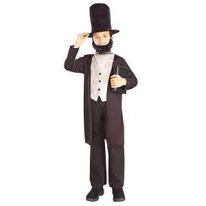 大統領 リンカーン 衣装、コスチューム 子供男性用 コスプレ Lincoln