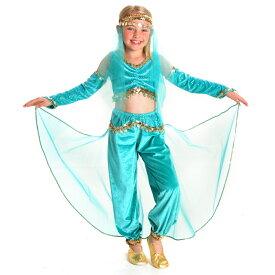 アラビア ランプの精 衣装、コスチューム 子供女性用 Genie