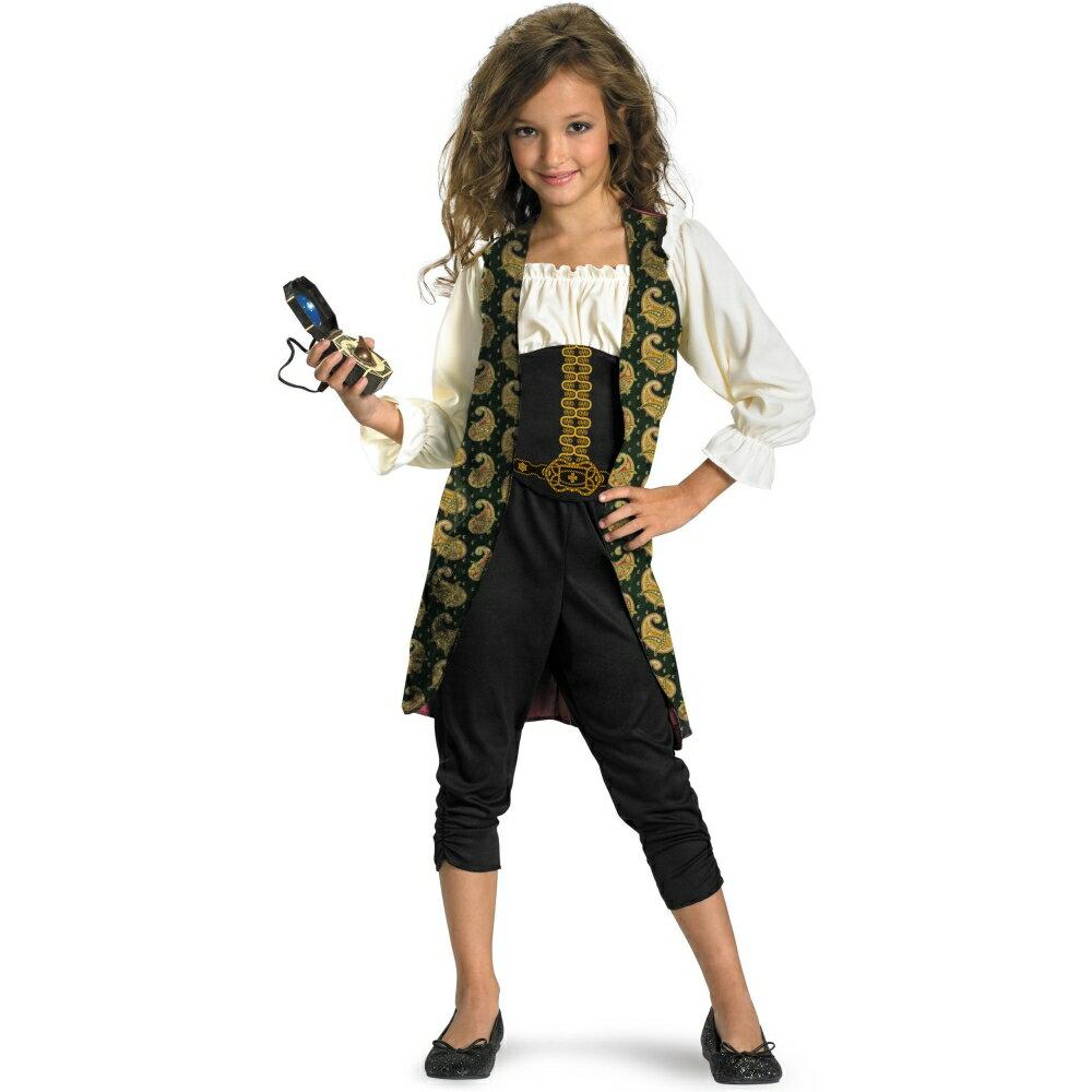 海賊 アンジェリカ 衣装、コスチューム 子供女性用 パイレーツ・オブ・カリビアン Stranger