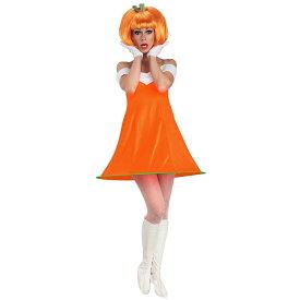 パンプキン ドレス 衣装、コスチューム 大人女性用  Pumpkin Spice コスプレ
