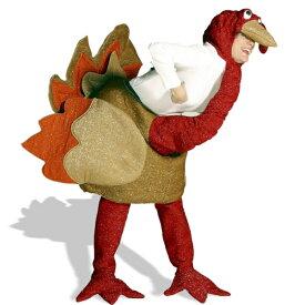 七面鳥 衣装、コスチューム 着ぐるみ 大人男性用 動物 ターキー コスプレ
