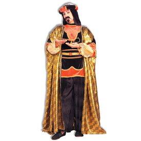 アラブの王様 衣装、コスチューム 大人男性用 アラビア Royal Sultan